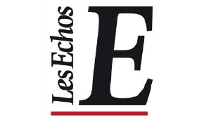 Les-Echos-Logo-in-the-news