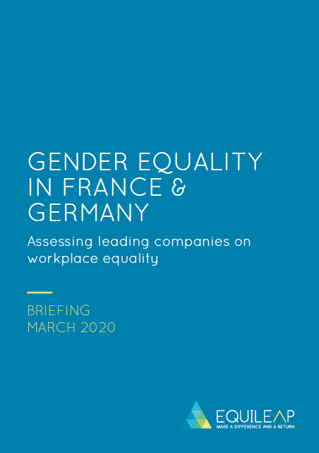 2020 Gender Equality in France & Germany