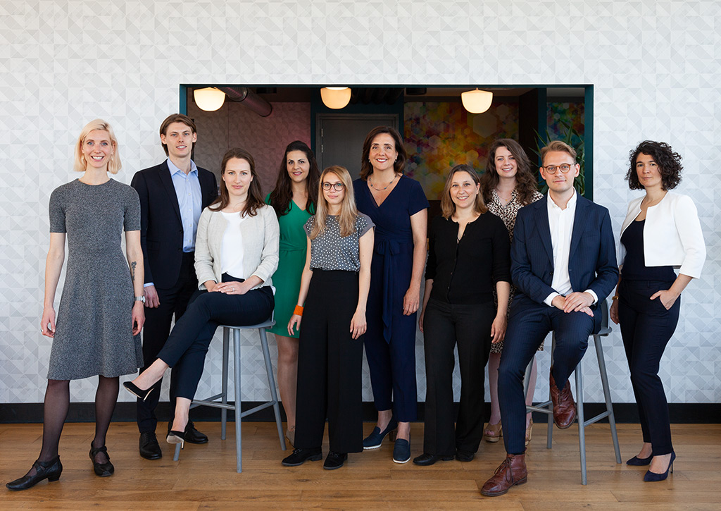 equileap team