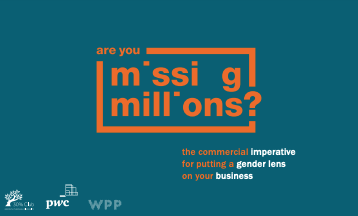 Are you missing millions? The commercial imperative for putting a gender lens on your business cover