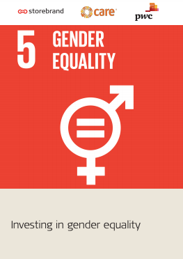 Investing in Gender Equality