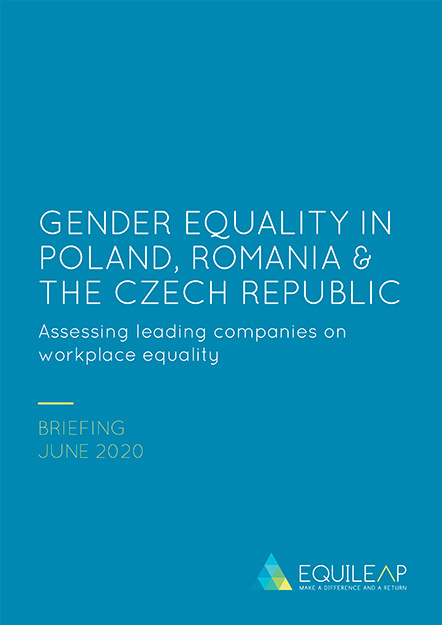 2020 Gender Equality in Poland, Romania & the Czech Republic