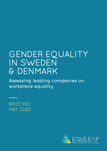2020 Gender Equality in Sweden & Denmark
