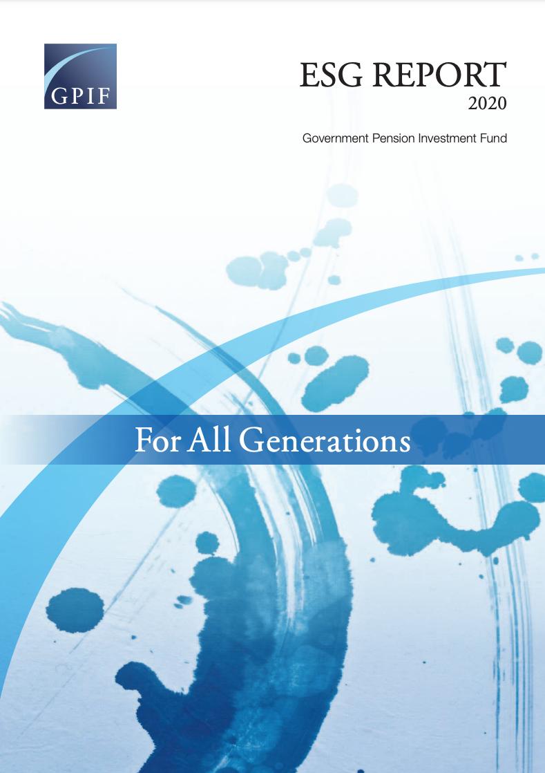 2020 ESG Report